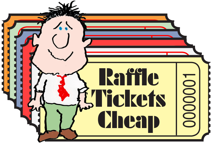 Roll Raffle Tickets Cheap